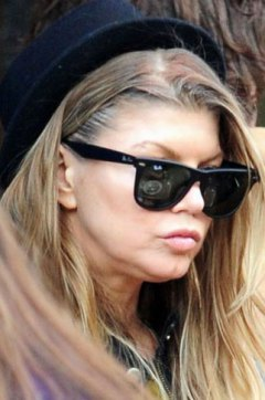 Why Fergie looks older than she actually is.