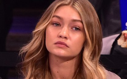 """UPDATE: Gigi Hadid says """"sorry"""" for her recent Vogue Italia shoot"""
