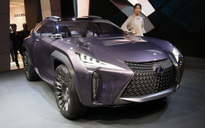 Lexus creates a new anti-aging car for 2019