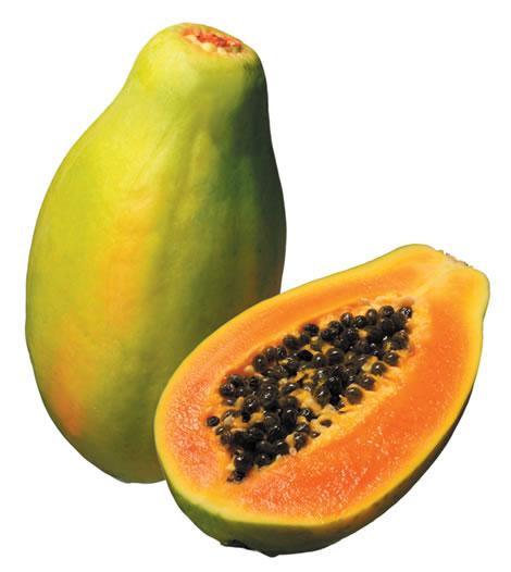 The yummiest anti-aging fruit, Papaya!