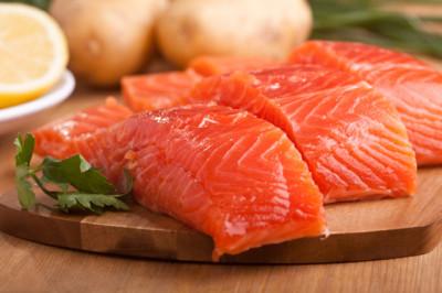 Salmon Skin Benefits